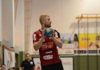 Anton Prakapenia (c) Sparkasse Schwaz HANDBALL TIROL / Lochner