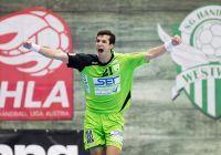 Gabor Hajdu (c) SG INSIGNIS Handball WESTWIEN / Pucher